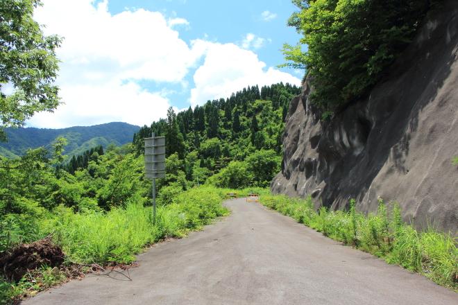 八草峠の写真その1