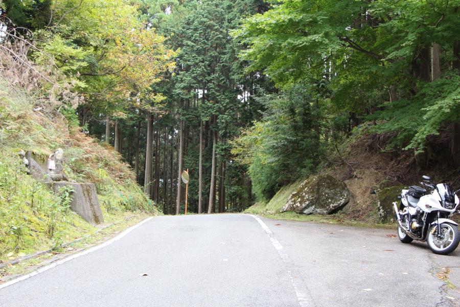 井戸峠:京都
