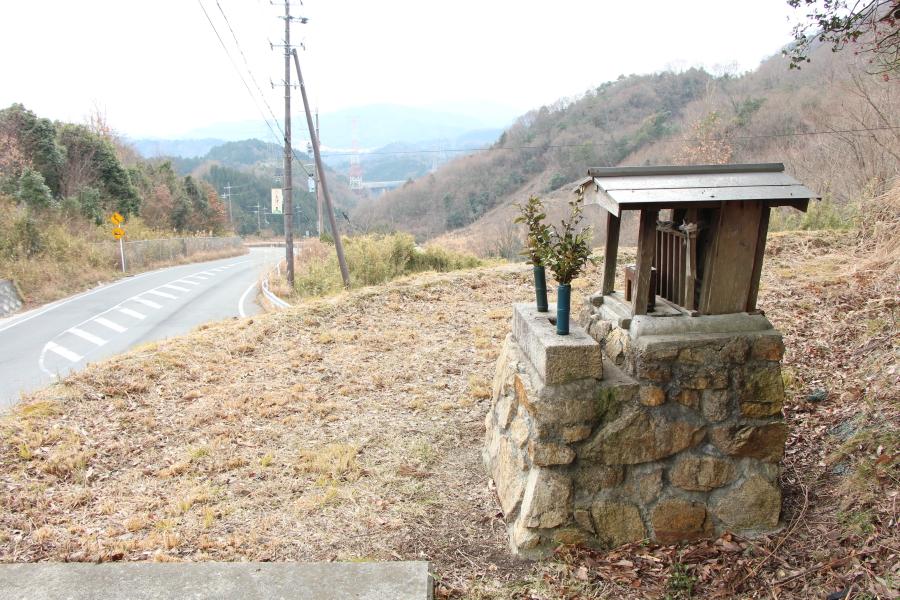 桜峠のお地蔵さま