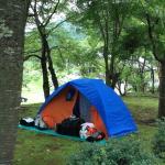 志津原キャンプ場(冠山青少年旅行村)