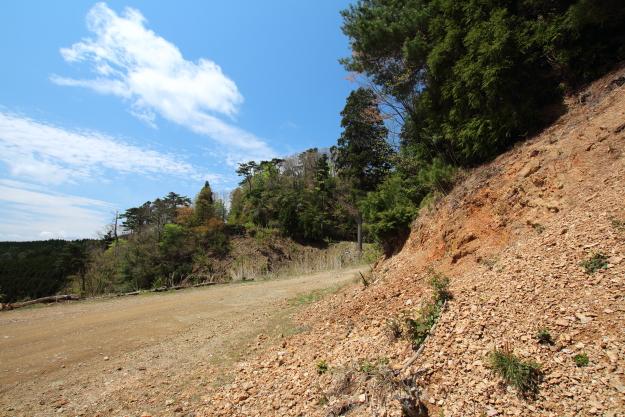 ウジウジ峠の眺望