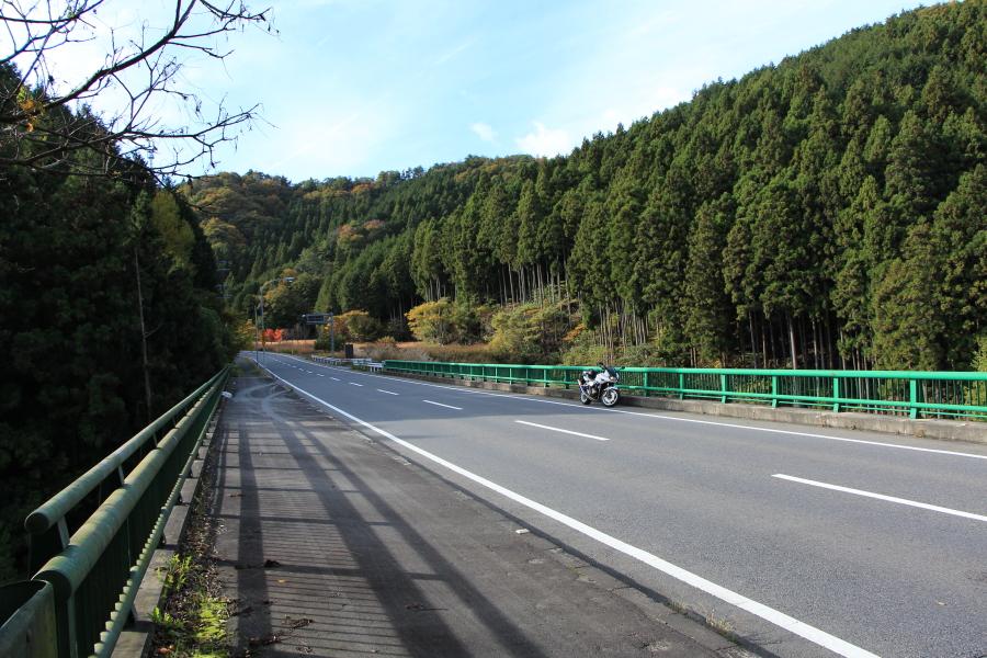 国道307号(近江グリーンロード)