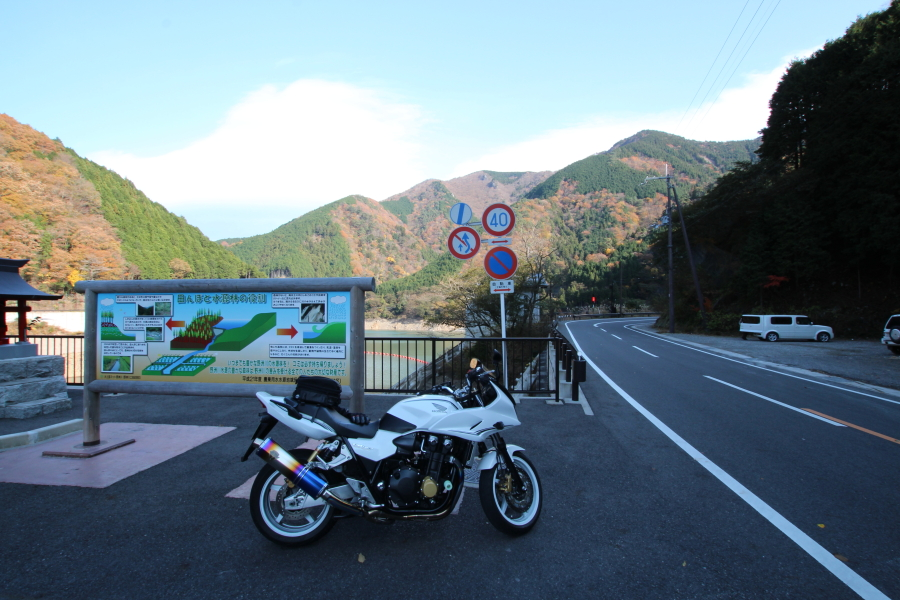 国道477号(鈴鹿スカイライン)