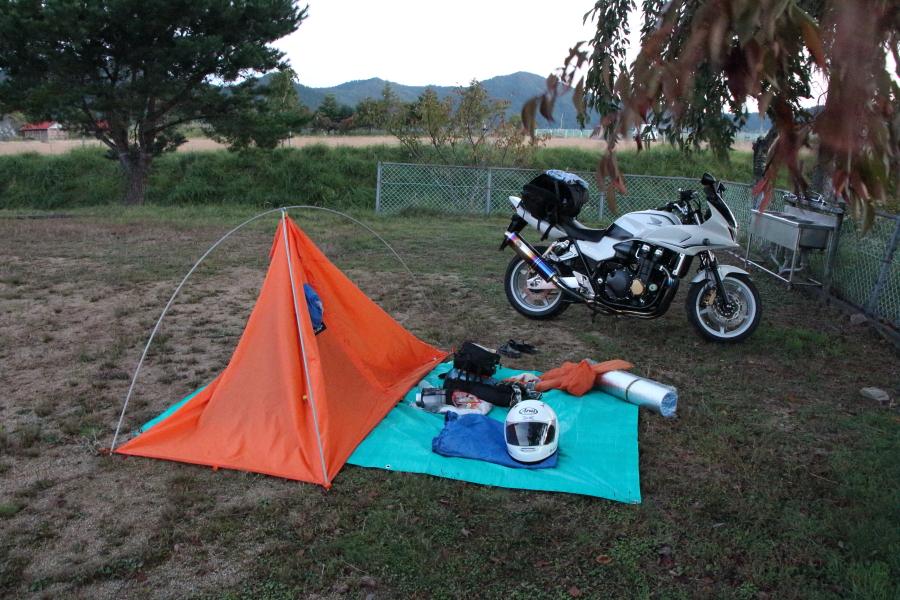 中尾山高原オートキャンプ場