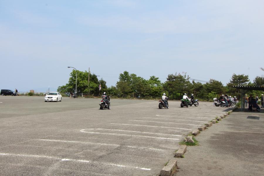 展望駐車場