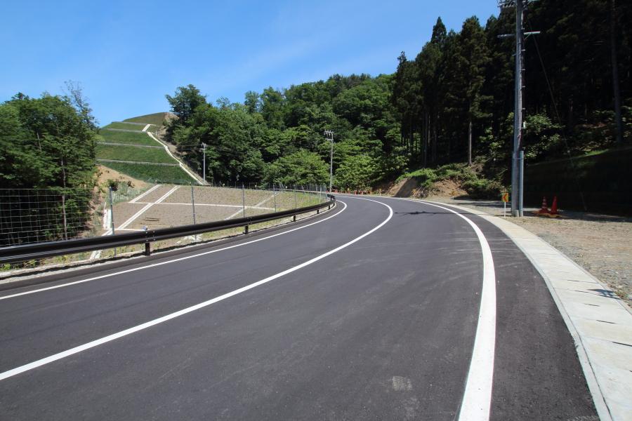 美しい路面