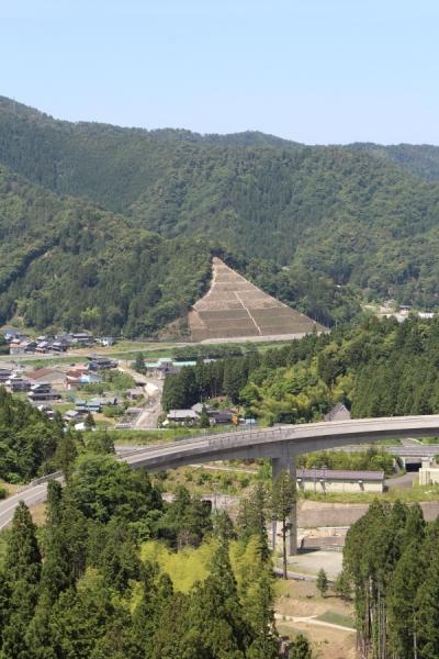 福井県のループ橋