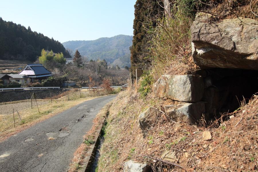 庶民的な石原古墳群