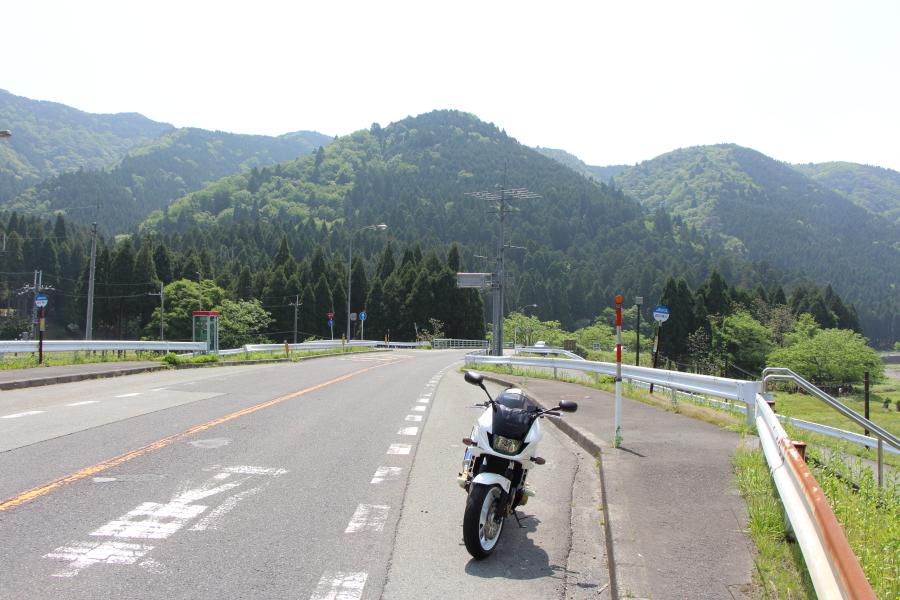 国道303号(若狭街道)