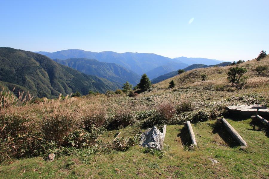 高原の風景
