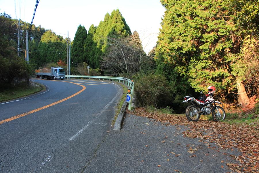 青山高原道路と青山峠