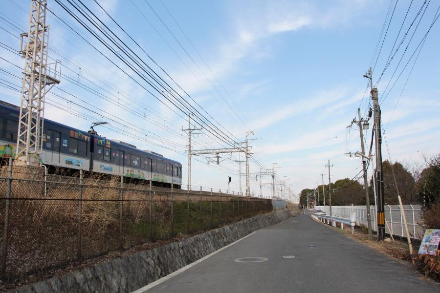 京街道(樟葉)