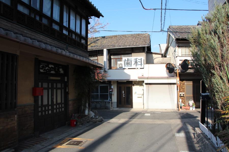 橋本の京街道