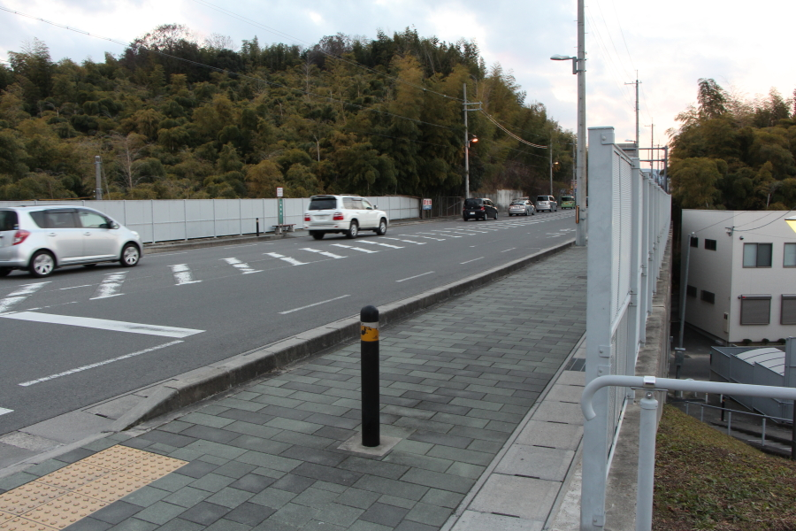 山手幹線(京都府道284号八幡インター線)
