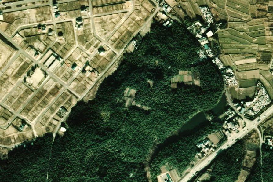 昭和49年の東高野街道