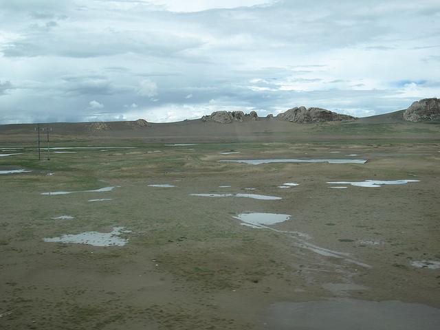 タングラ峠(Tanggula Pass)