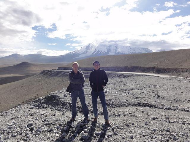 カラコルム峠(The Karakoram Pass)