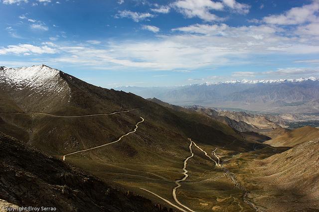 カルドゥン峠(Khardung La)