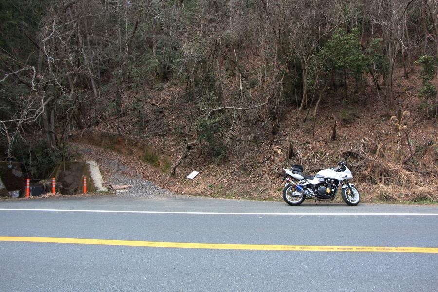 板坂峠の旧道か?