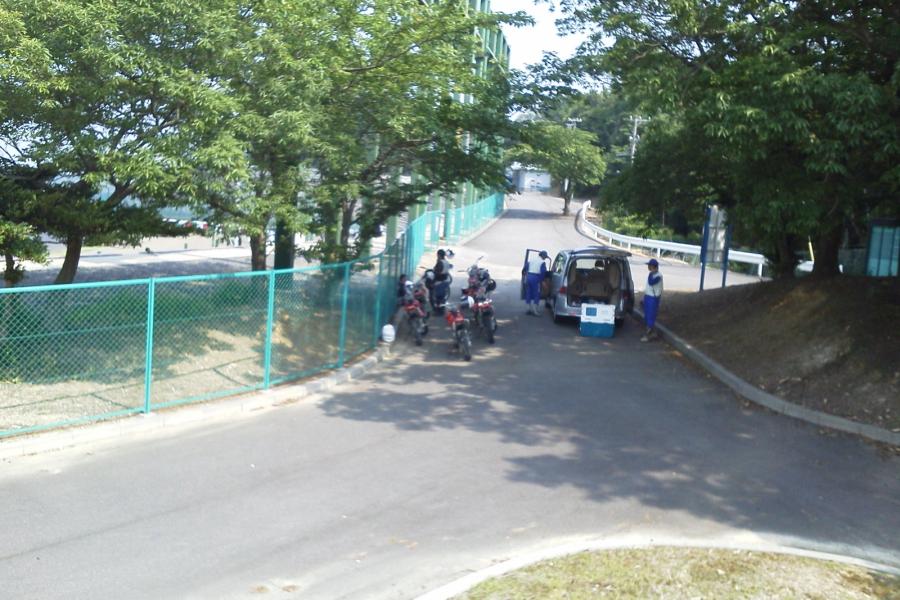 鈴鹿トレッキング入門コース