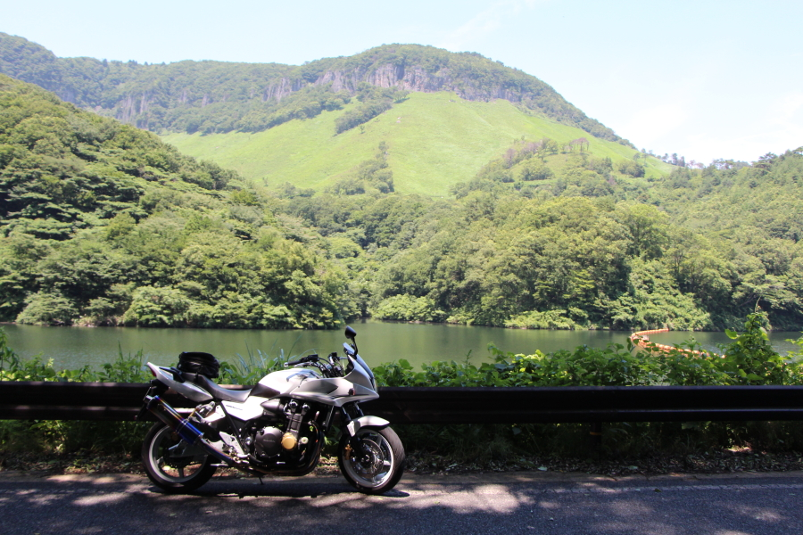 船上山ダム