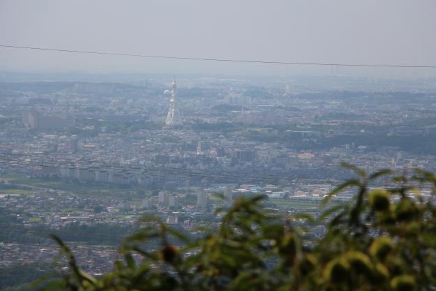 大阪の眺望