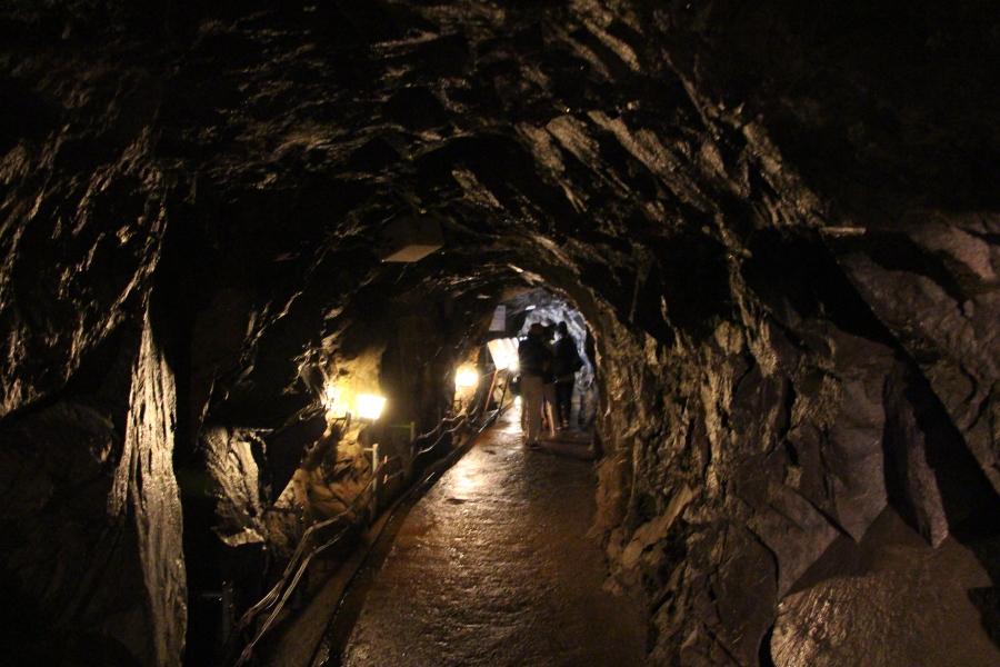 生野銀山鉱山跡