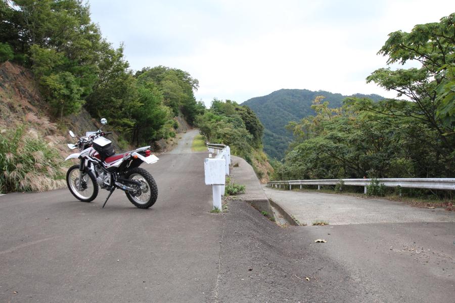 熊野からの合流地点