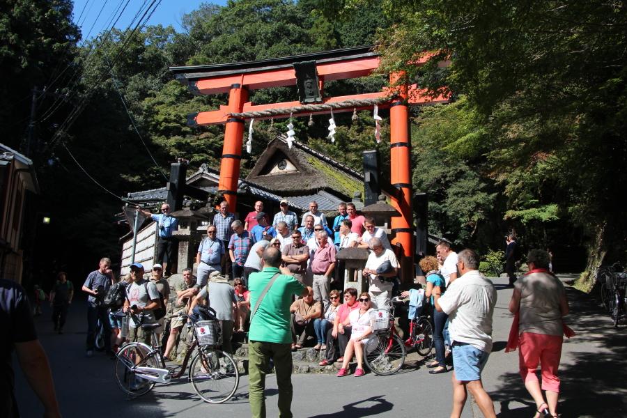 愛宕神社「一の鳥居」