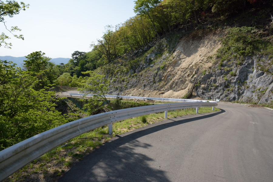 林道経ヶ峰線
