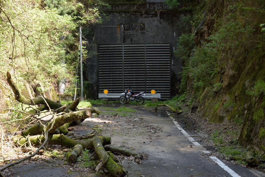 旧長野隧道
