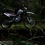 コシキ峠/春の京都枝垂桜をバイクで走る