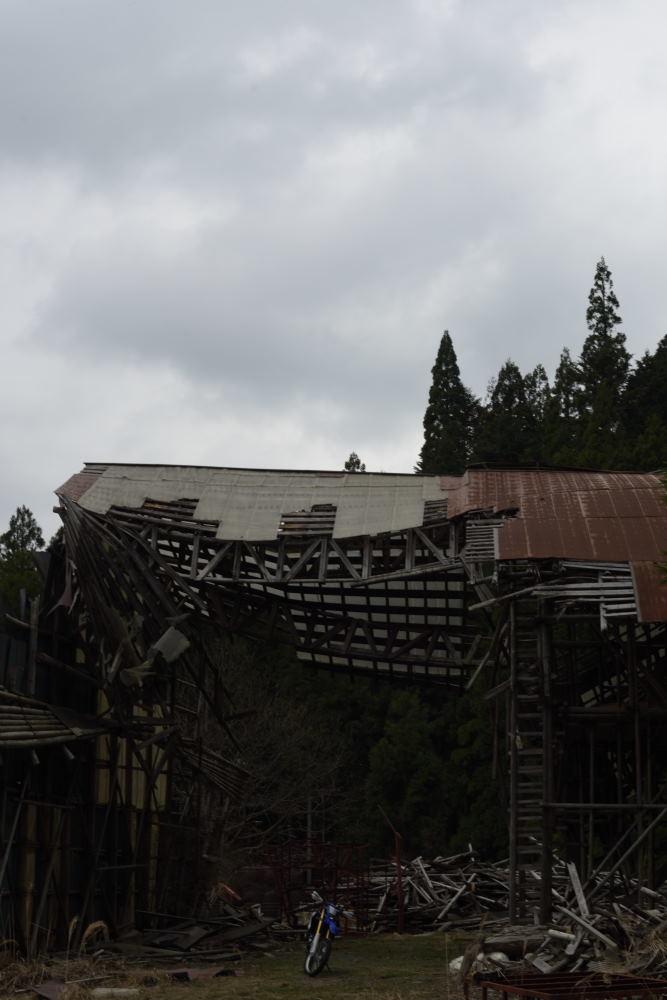 京都の廃墟