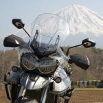 ソロキャンプツーリングで富士山を眺めるなら【浩庵キャンプ場】がおすすめ
