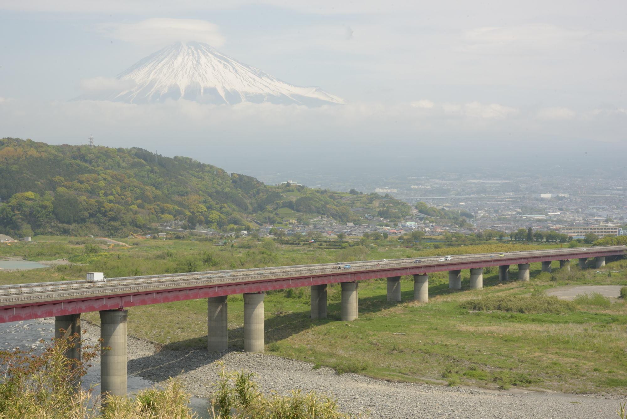 ツーリング富士山